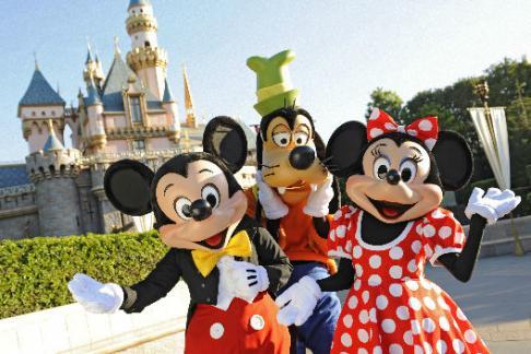 365Tickets DE Disneyland Resort California - 1 Park pro Tag Ticket - IU