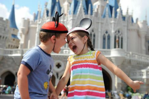 365Tickets DE Walt Disney World Resort - 1 Tag - Magic Your Way Park Hopper Ticket