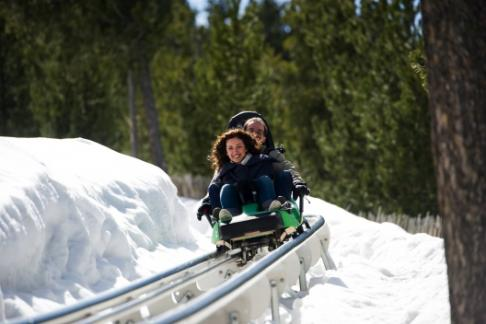 365Tickets IE Naturlandia Andorra - Single Ticket - Winter Season