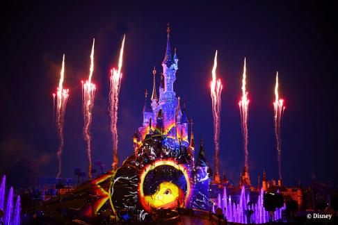 Disneyland® Paris Group From 50 People