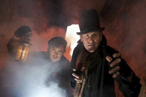 Edinburgh Walking Tour Ghostly Underground