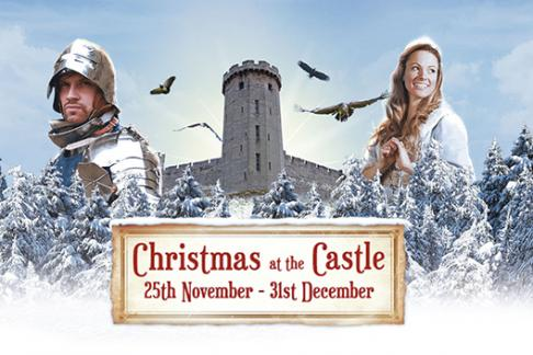 Click to view details and reviews for Warwick Castle Christmas Afternoon Tea.