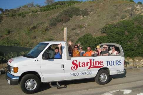 Image For Starline Universal Studios Tour and Transportation (6A)