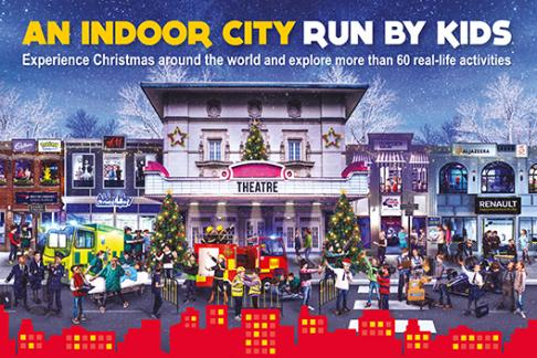 Click to view details and reviews for Kidzania London Kew Gardens.