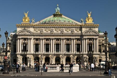 City Tour Of Paris