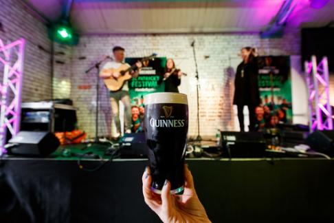 Image For Guinness Storehouse St Patrick's Day Festival Ticket