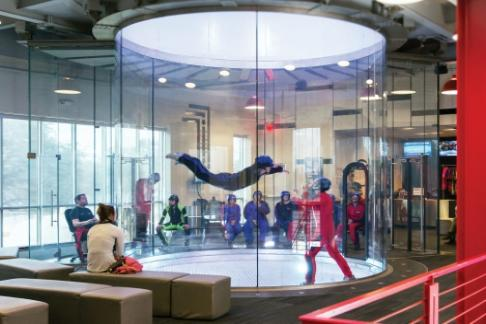 Image For iFLY Tampa- First Time Flyers
