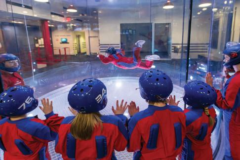 Image For iFLY Hollywood - Group Flyers