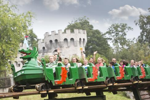 Legoland Windsor-dragon