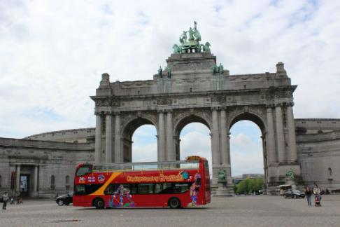 Image For City Sightseeing Brussels Hop-on Hop-off