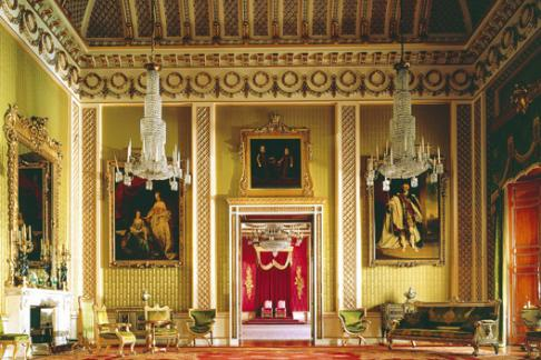 Les appartements d 39 etat buckingham palace offres Kensington palace state rooms