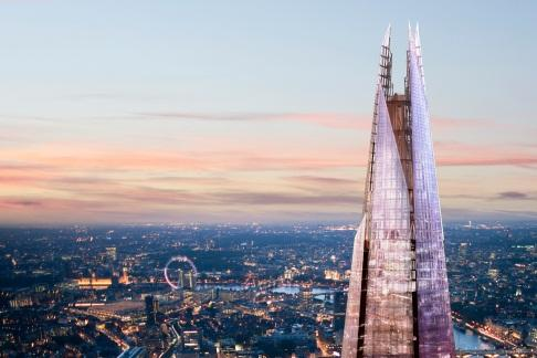 Image For The View from The Shard - New Year Saver
