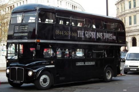 Edinburgh Ghost Bus Tour Offers Discounts Amp Cheap Tickets