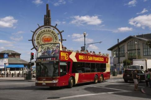 Click to view details and reviews for Big Bus San Francisco Night Tour.