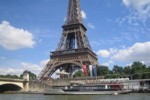 Click to view details and reviews for Vedettes De Paris Sightseeing Cruise Promotion.