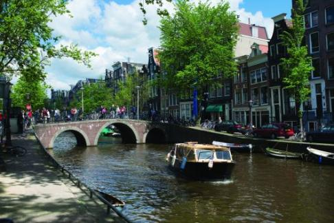 Lindbergh Tours Canal Cruise 1 Hr
