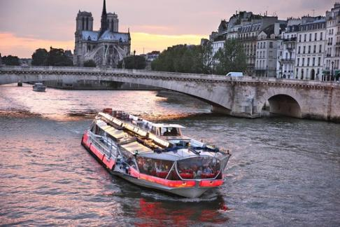 Click to view details and reviews for Bateaux Mouches Sightseeing Cruise.
