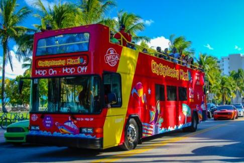 City Sightseeing Miami Sawgrass Mills