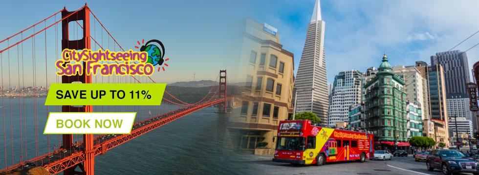 City Sightseeing Hop-on Hop-off Special Offer