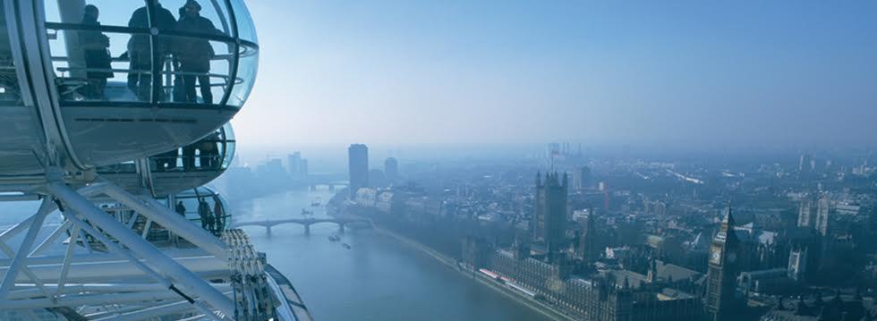 London Sightseeing - Londeon Eye