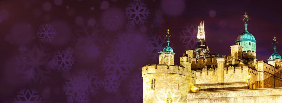 Tower of London Christmas