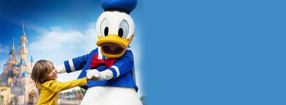 unsere besten Angebote, mit g´Gratis-Frühstück - Disneyland Paris und Walt Disney Studios - Star Wars Die Zeit der Macht