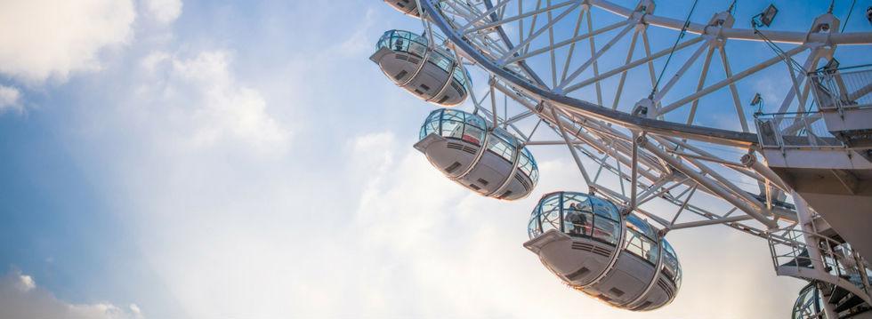 London Eye Billetter 10%