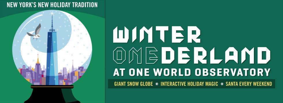 One World Winter Onderland Experience